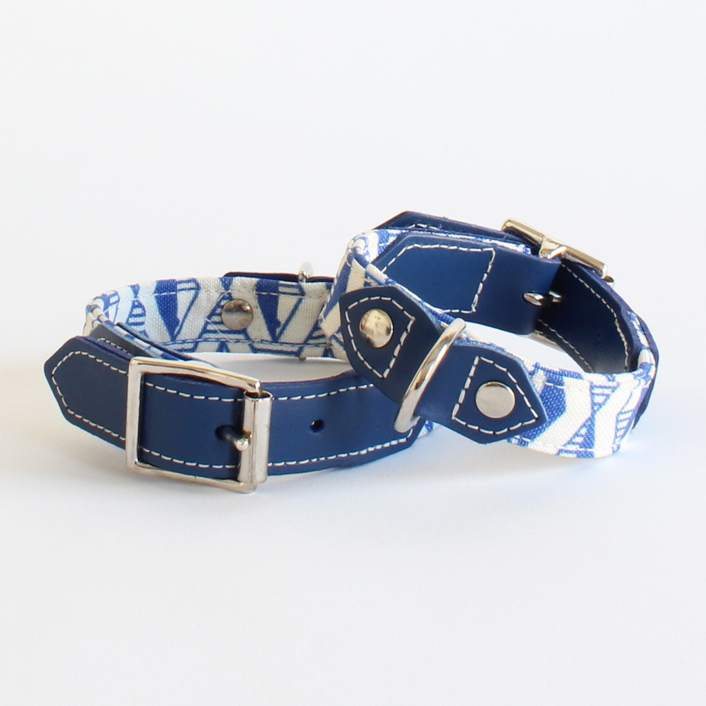Dog Collars And Leads By Hiro And Wolf The Geometric
