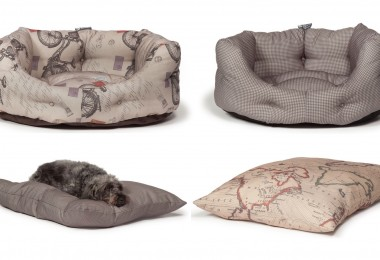 Vintage Range Dog Beds by Danish Design
