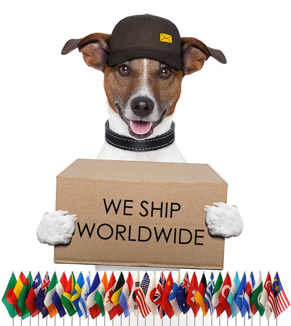 Chelsea Dogs Worldwide Shipping