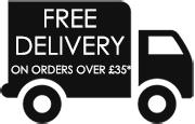 Free Delivery on Orders over £35
