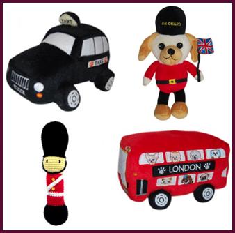 London Dog Toys