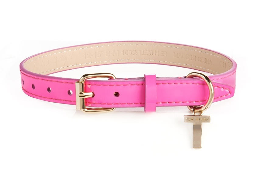 patent-dog-collar-ted-baker-pink