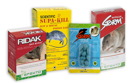 rodenticides poisonous to dogs