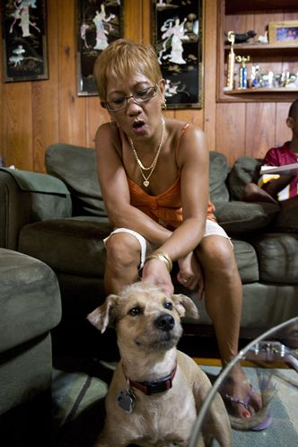 dog saves life Raelee hero dog