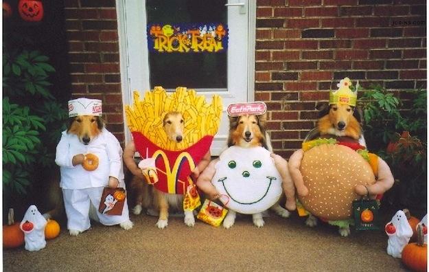 halloween mcdonalds