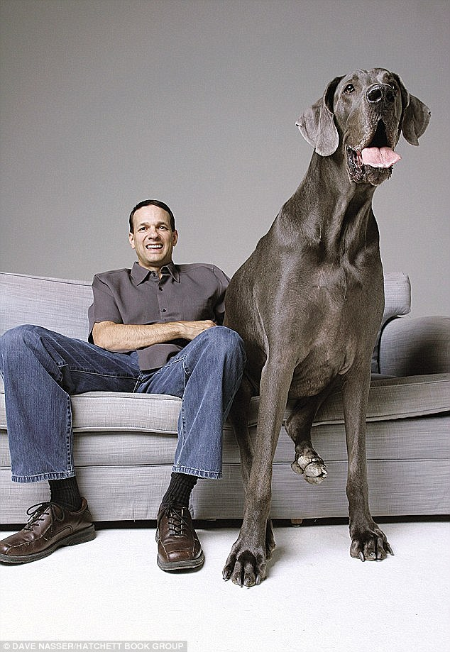 worlds tallest dog giant george passes away