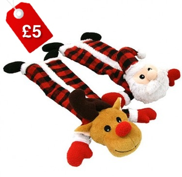 Dog Life Christmas Pyjamas Dog Toys 1