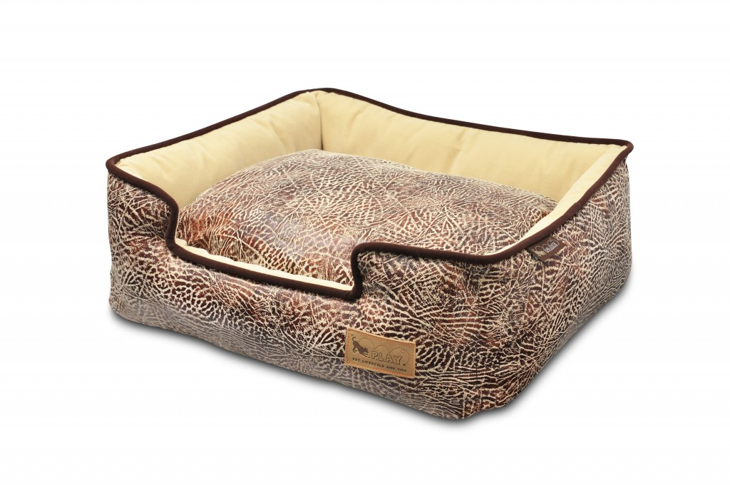 P.L.A.Y Lounger Dog Bed Savannah