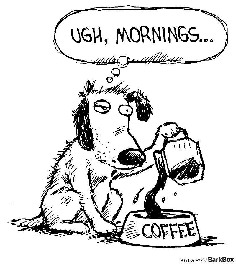 coffee comic