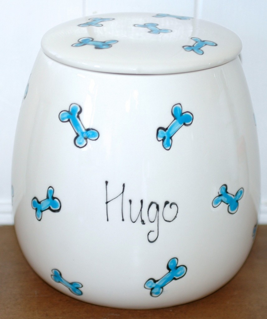 Personalised Ceramic Whimsical Treat Jars