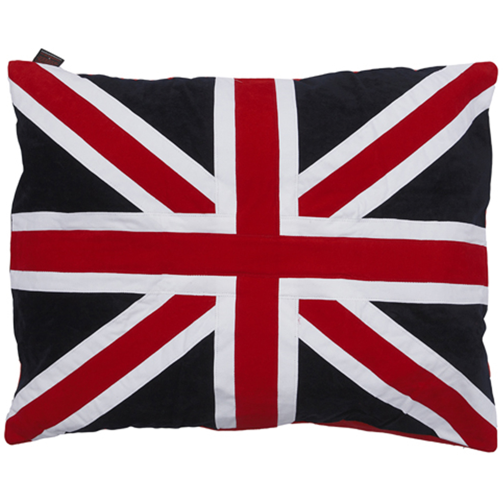 Union Jack Doza Dog Bed by Creature Clothes