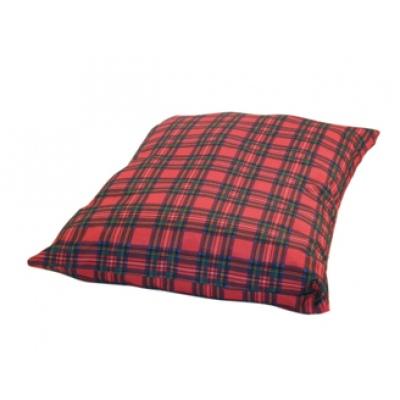 Royal Stewart Red Tartan Deep Duvet Dog Bed by Danish Design