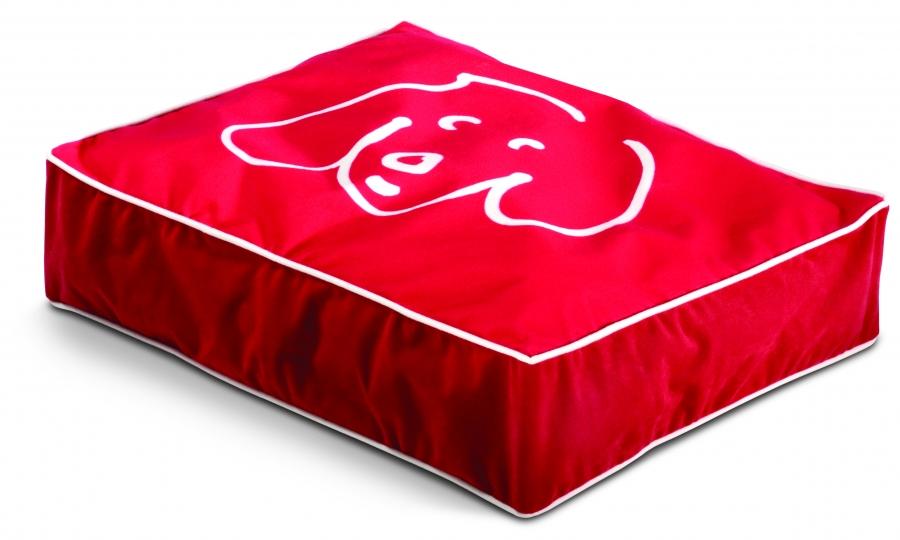 Crypton Doodle Dog Designer Dog Bed Gypsy