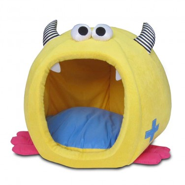 Monster Chunky Igloo Pet Beds for chihuahuas