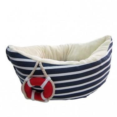 Sailor Boat Dog Bed