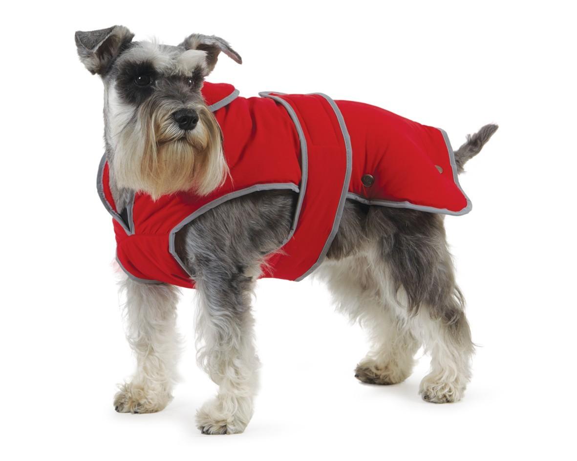 Ancol Stormguard Fleece Lined Showerproof Dog Coat