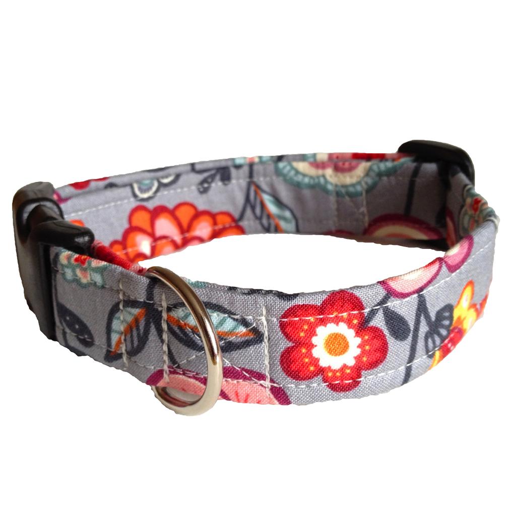 Bouquet Designer Dog Collar
