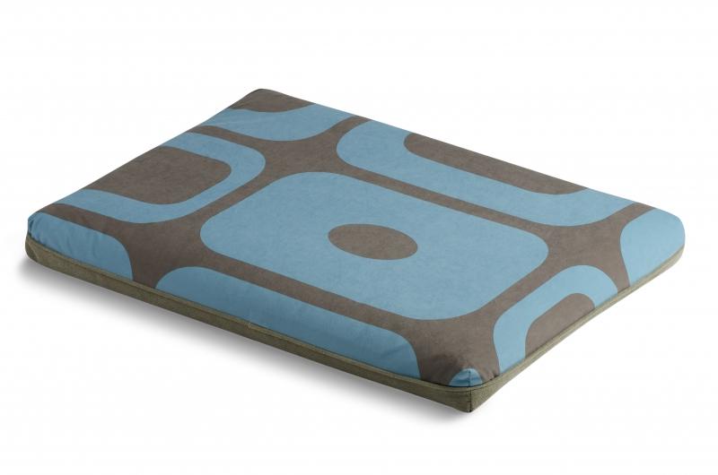 Crypton Orthopaedic Futon Blue