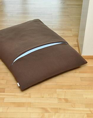 Luxury Orthopaedic Divan Due Dog Blanket Bed