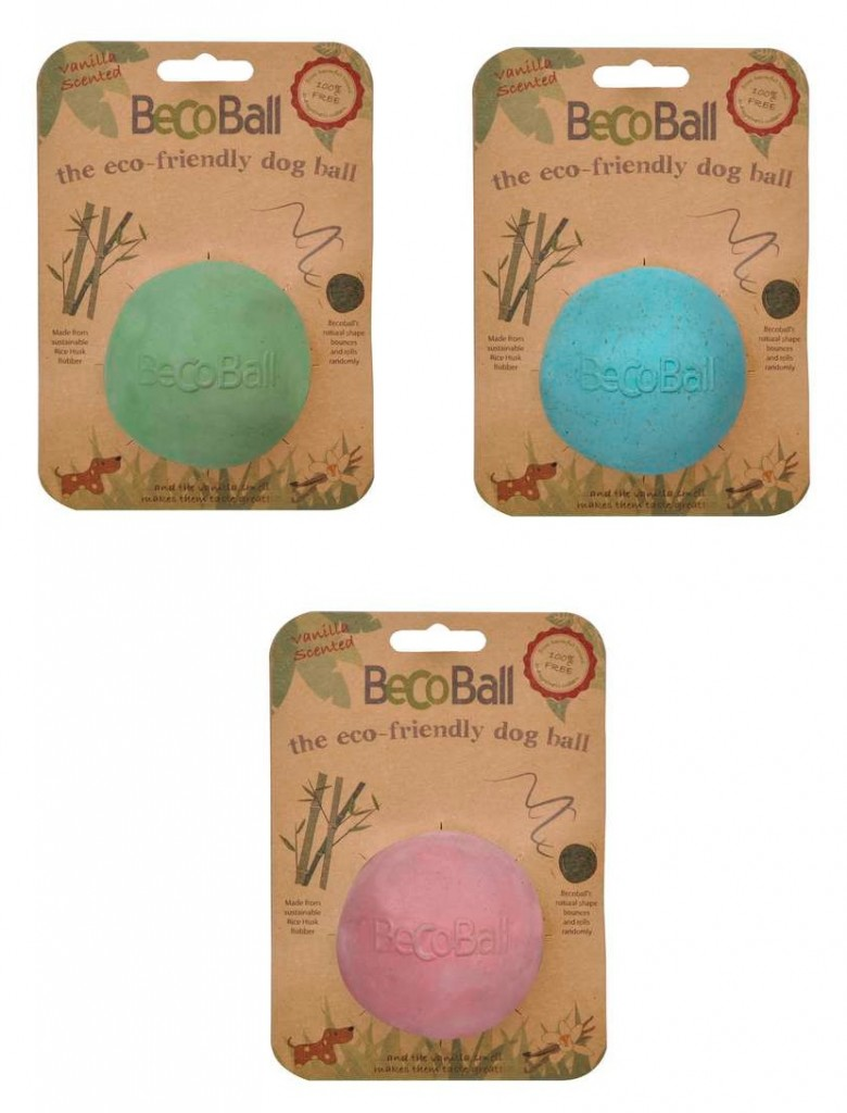 BecoBall Eco Dog Toy by BecoThings
