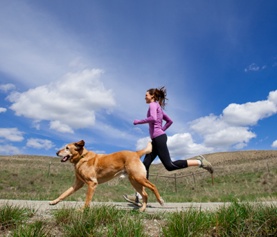 How Old Can You Start Running With Your Dog