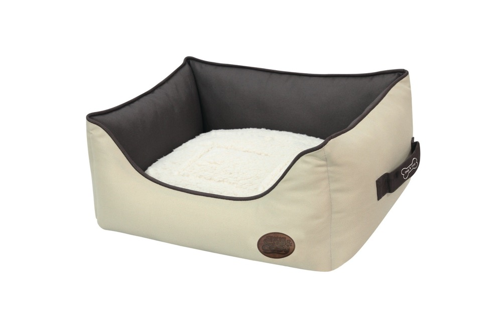 Snug and Cosy Explorer Rectangle Bed Chocolate