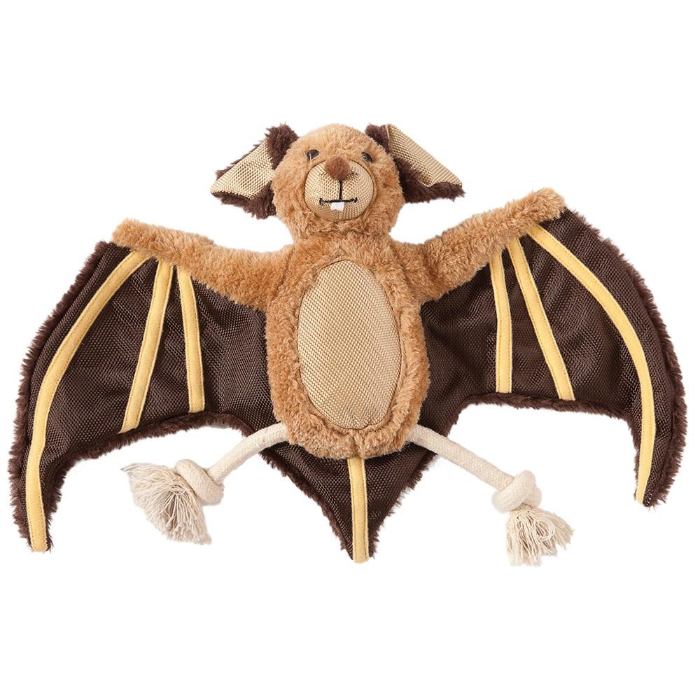 Bertie Bat Halloween Dog Toy