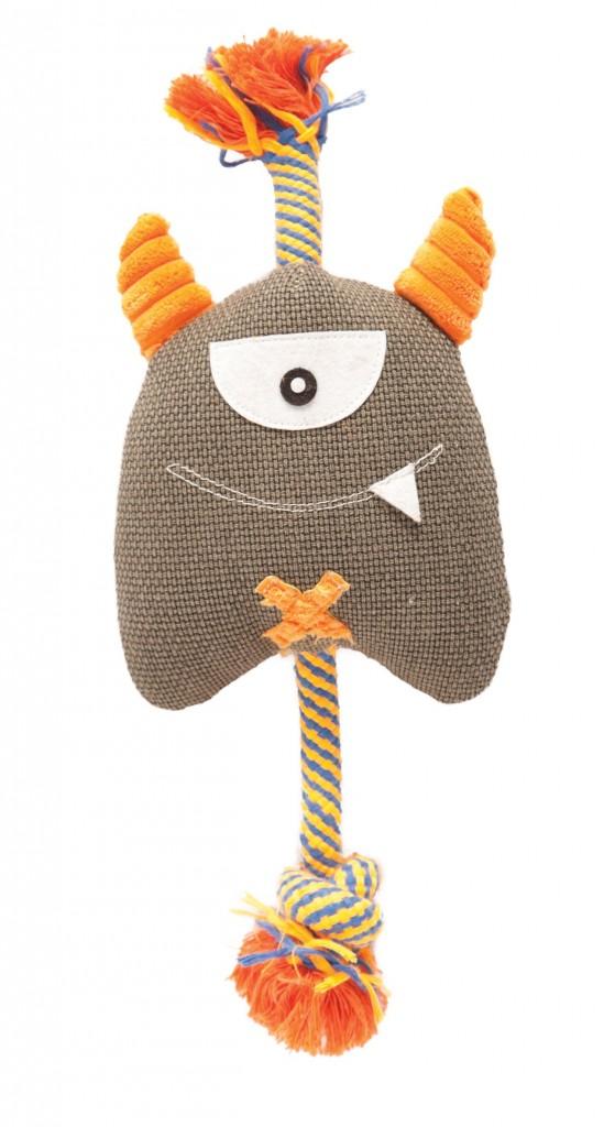 Monster Halloween Dog Toy