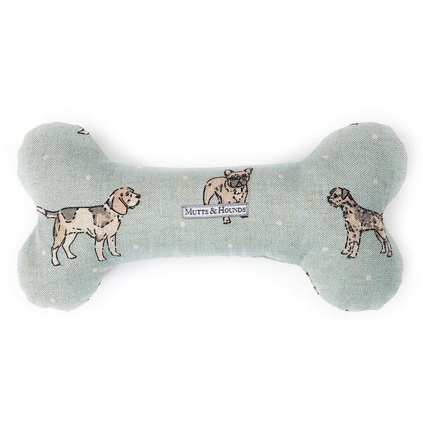 duck egg blue dog toy