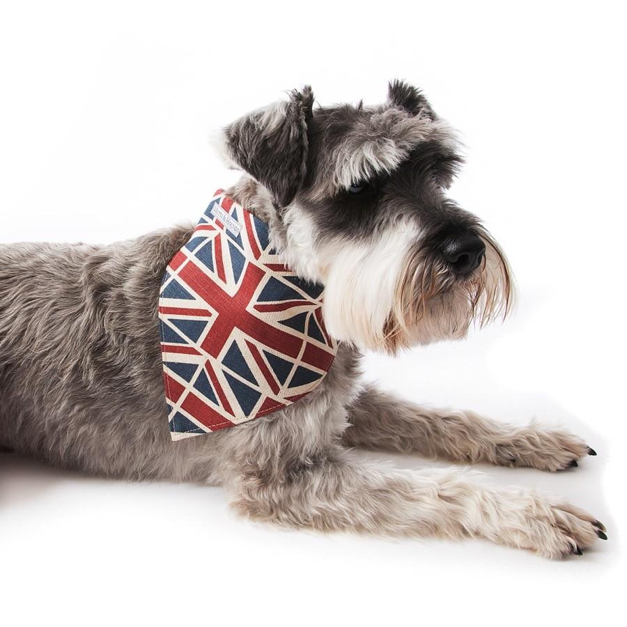 Union Jack Bandanas for Dogs