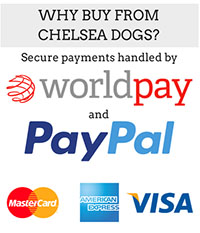 Why Buy From Chelsea Dogs Cards Accepted