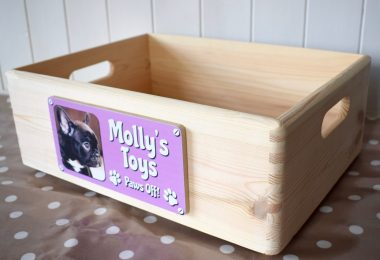 dog toy boxes
