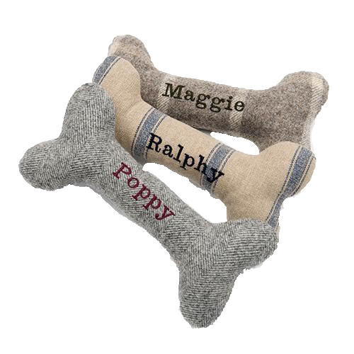 Personalised dog accessories at Chelsea Dogs