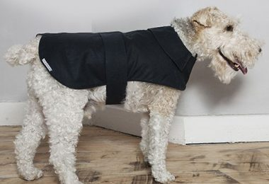 wax dog coats