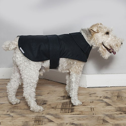wax dog coats