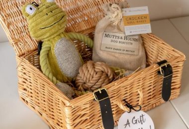 gift hampers for dogs