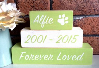 dog memorial gifts