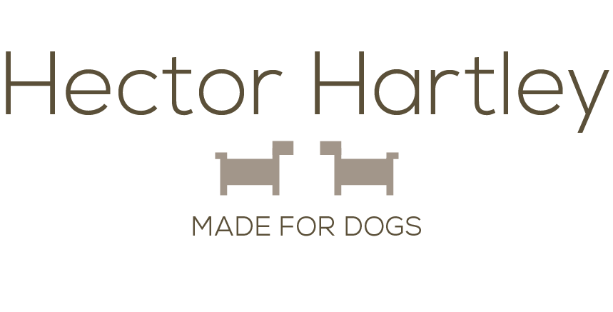 Hector Hartley Luxury Dog Beds at Chelsea Dogs UK