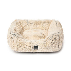 FuzzYard Frosted Dune Nordic Dog Bed