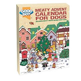 Good Boy Meaty Treats Christmas Dog Advent Calendar | Christmas Gifts For Dogs