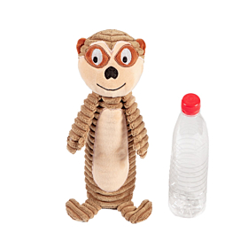 Merle the Meerkat Dog Toy by Danish Design