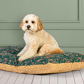 FatFace Meadow Floral Deep Duvet Dog Bed by Danish Design