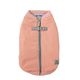 FuzzYard Dusty Pink MacGyver Harness Dog Jacket
