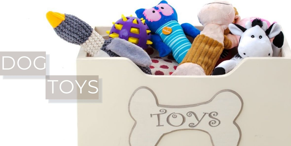 Luxury Dog Toys at Chelsea Dogs