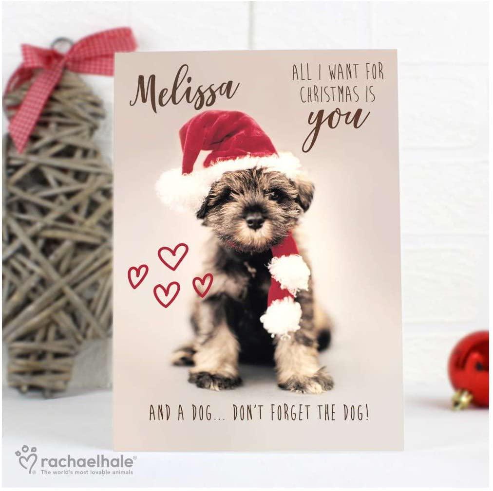 Dog Themes Christmas Cards