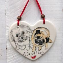 Pet Portraits, Private Pet Portraits, Dog Portraits, Personalised Dog Paintings