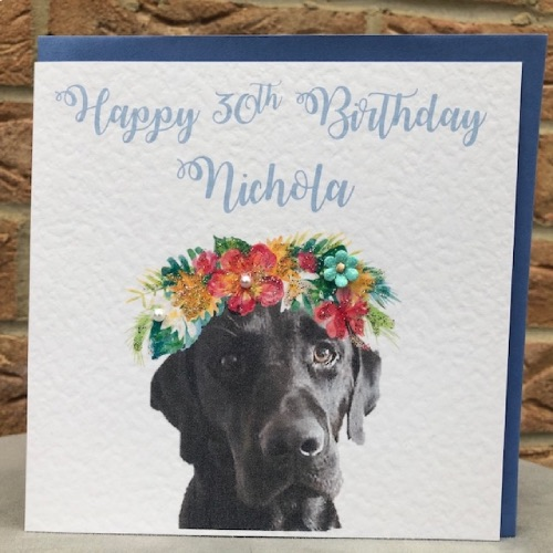 Dog Greetings Cards