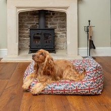 British Made Dog Beds at Chelsea Dogs