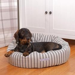 Stylish Donut Dog Beds | Luxury Donut Dog Beds | Chelsea Dogs