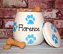 Ceramic Treat Jars For Dog Treats